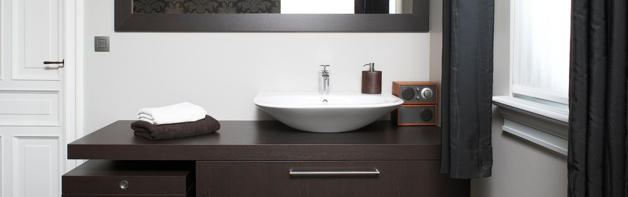 Badkamer op maat interieur geenen for Interieur badkamer