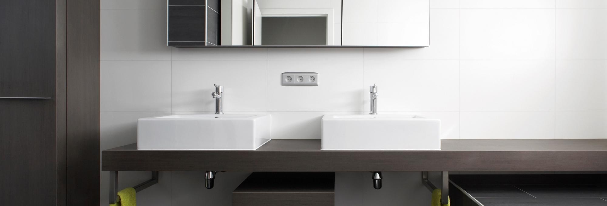 Keukens badkamers totaalinterieur interieur geenen for Interieur badkamer