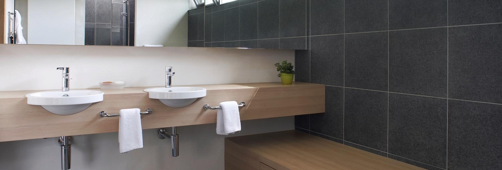 Badkamer op maat interieur geenen for Geenen interieur