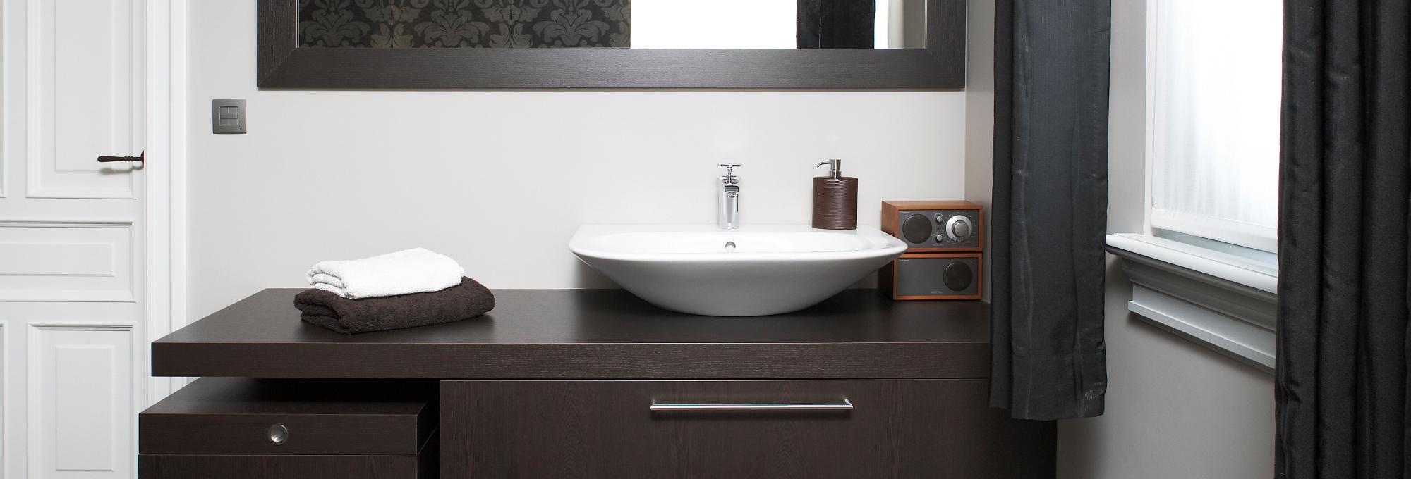 Keukens, badkamers, totaalinterieur   Interieur Geenen