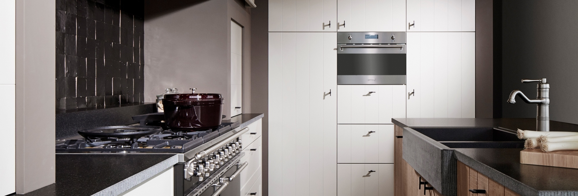 Tijdloze of moderne keuken op maat interieur geenen for Geenen interieur